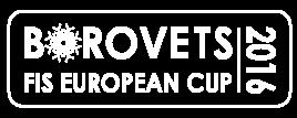 Borovets European Cup 2014 logo