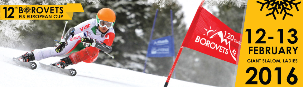 Men's slalom and Giant slalom - Borovetz European Cup