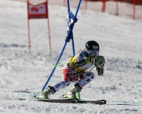 Starting number one was lucky for Austrian Brunner in Borovets