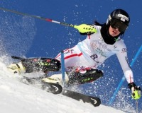 Lady skier No1 in giant slalom shall compete in Borovet