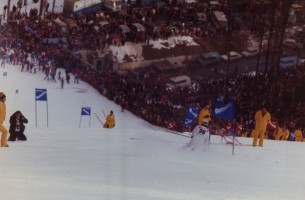1981 World Cup - Borovets, Bulgaria